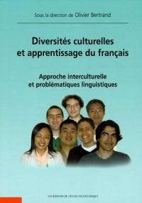 Diversités culturelles et apprentissage du français
