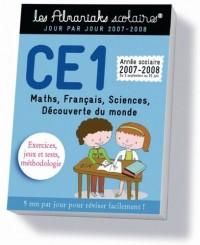 CE1 2007-2008 : 3 septembre 2007 au 30 juin 2008