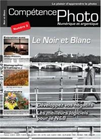 Compétence Photo N 3 - le Noir et Blanc