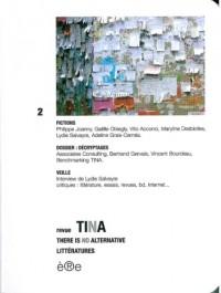 Revue Tina n°2