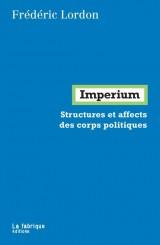 Imperium : Structures et affects des corps politiques