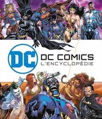 Para BD Dc Comics : l'Encyclopédie Illustrée