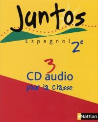 JUNTOS 2E 3CD CLASSE 2006 Livre scolaire