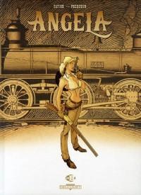 Angela : Edition spéciale Noir & Blanc