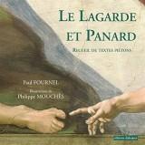Le Lagarde et Panard - Recueil de textes piétons