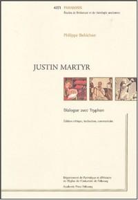 Dialogue avec Tryphon : édition critique : 2 volumes