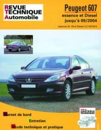 Rta B708.5 Peugeot 607 05/00>07/04 Essence Diesel