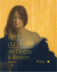L'art du pastel de Degas à Redon : Catalogue des collections de pastels du Petit Palais