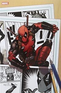 Marvel Legacy : Deadpool nº1 Variant Japan Expo