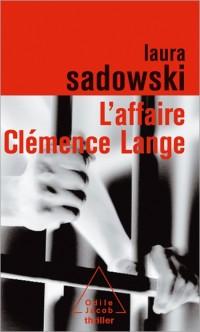 L'affaire Clémence Lange