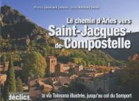 Chemin d'Arles vers Saint Jacques de Compostelle