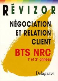 Négociation et Relation Client BTS NRC 1e et 2e années