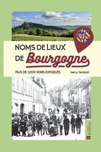 Noms de lieux de Bourgogne