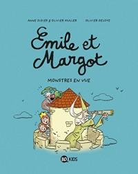 Émile et Margot, Tome 08: Monstres en vue !