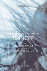 Charlotte et Emily Brontë: vues par Virginia Woolf [Poche]