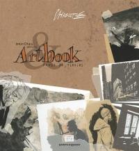 Artbook Chabouté: Bricoles, gribouillis et fonds de tiroirs...