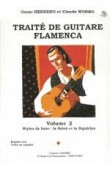 Traité guitare flamenca 2 +CD