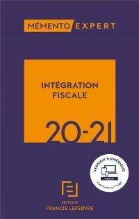 Memento intégration fiscale 2020-2021