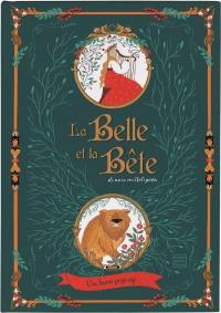 La Belle et la Bête-un Livre Pop-Up
