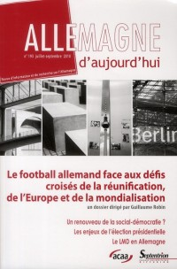 Football Allemand Face aux Défis de la Mondialisation