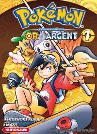 Pokemon or et argent : Tome 1