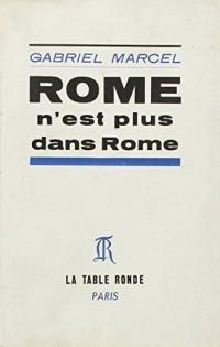 Rome n'est plus dans Rome