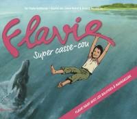 Flavie super casse-cou, Tome 2 : Flavie nage avec les baleines à bosse à Madagascar