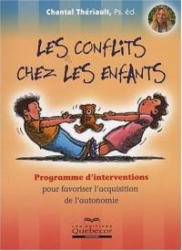 Les conflits chez les enfants