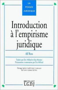 Introduction à l'empirisme juridique : Textes théoriques