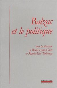 Balzac et le politique