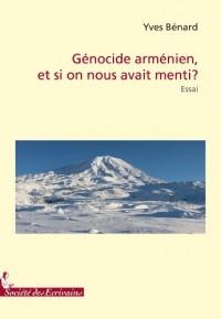 Genocide arménien. et si on nous avait menti ?