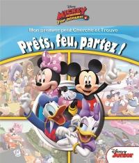 Mickey top départ