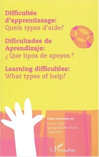 Difficultés d'apprentissage : quels types d'aide ?