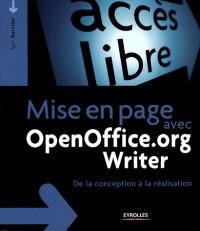Mise en page avec OpenOffice.org Writer