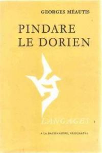 Pindare le Dorien