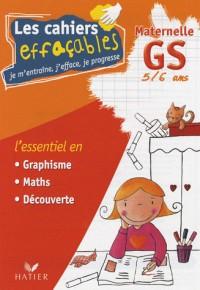 Les cahiers effaçables GS
