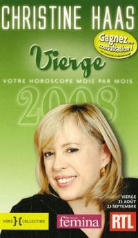Vierge 2008