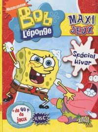 Bob l'éponge : Maxi jeux spécial hiver