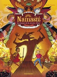 Namasté, Tome 3 : Les larmes de la sorcière Asuri