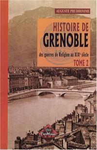 Histoire de Grenoble (Tome 2) T02
