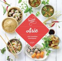 Asie 100 recettes exotiques
