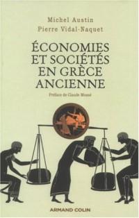 Economies et sociétés en Grèce ancienne