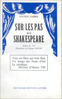 Sur les pas de Shakespeare