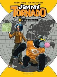 Jimmy tornado : Tome 1 : Atlas ne répond plus