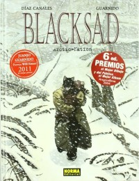 Blacksad 2 : Arctic-Nation