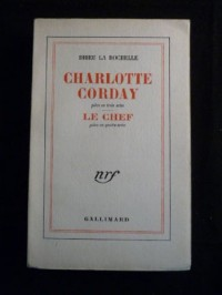 Charlotte corday  chef                                                                        073193