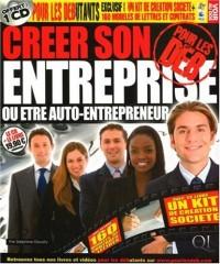 Créer son entreprise ou être auto-entrepreneurs pour les deb (1DVD)