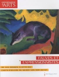 Fauves et expressionnistes : De Van Dongen à Otto Dix, Chefs-d'oeuvre du musée Von Der Heydt