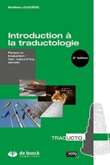 Introduction à la traductologie