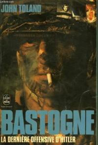 Bastogne - battle - la derniere offensive de htiler